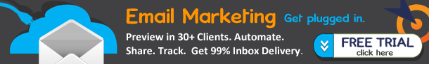 Start Email Marketing Free Trial