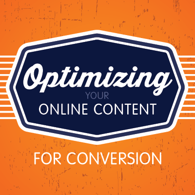 Optimizing Your online content