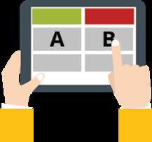 split testing free email marketing trial